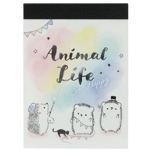 Memo Pad ANIMAL Memo Pad Paint