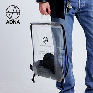 A4 Backpack Ladies Adult Backpack Men's Clear Bag Trip