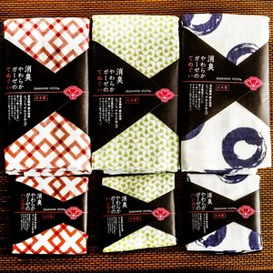 Japan Deodorize Soft Gauze Tenugui (Japanese Hand Towels) Handkerchief