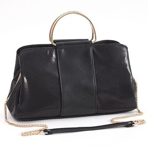 "New ""2020 New Item"" Metal Handle Pocket Attached Bag"