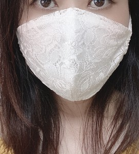 Silk Lace Fit Mask
