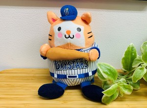 Yokohama Star Star Mascot Ball Chain
