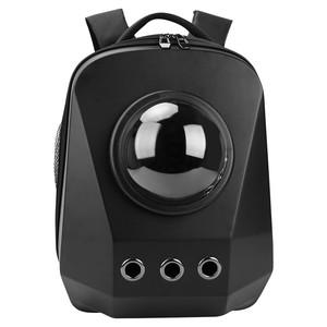 Tousenペットバック 猫犬兼用バックパック ペットリュックサック 宇宙船カプセル型ペットバッグ