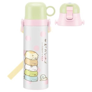 Light-Weight 2Way Stainless Bottle