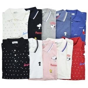 Snoopy Mix Design Polo Shirt