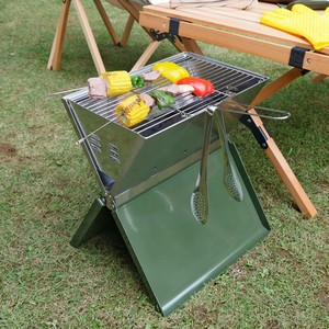 """2020 New Item"" Camp NoteBook Grill"