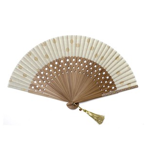 Business Folding Fan Tortoise Shell