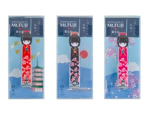 Japanese Craft Souvenir Here Fingernail Clippers Mt. Fuji