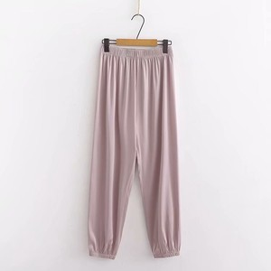 Ladies Plain Pants 6 Colors