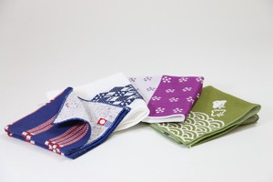 Culture Imabari Iroha Towel Handkerchief