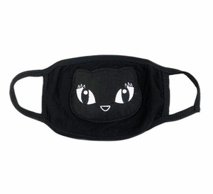 Mask Cotton Material Cat Face Mask