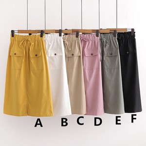 Ladies Skirt 6 Colors