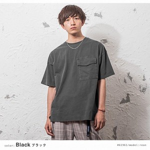 Big Pocket Dyeing T-shirt