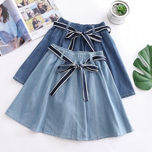 Ladies Denim Skirt 2 Colors