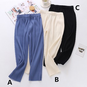 Ladies Stretch 9/10Length Pants 3 Colors