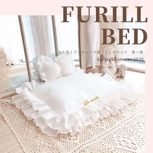 Antique Adult Frill Bed Nap All Year Specification Waterproof Fabric
