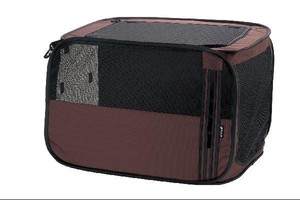 Richell Drive Pet Cage Brown
