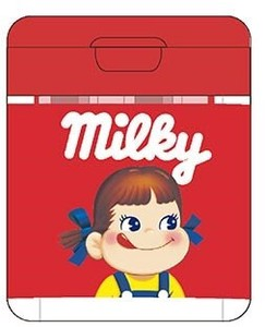 Snack Double Pencil Sharpener Milky