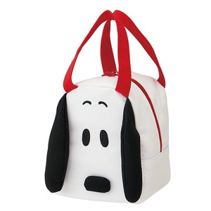 Sweat Material Die Cut Bag Snoopy