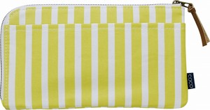 Antibacterial Mask Pouch YELLOW