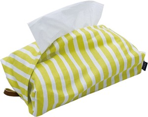 Antibacterial Tissue Box Cover YELLOW
