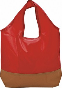 Eco Bag Solid RED