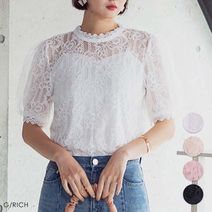 Top Double Lace Top