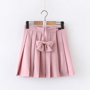 Pleats Skirt Skirt