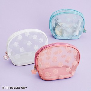 Cat Cat Paw Mesh Pouch