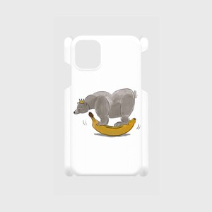 Smartphone Case Banana Circus Bear Model