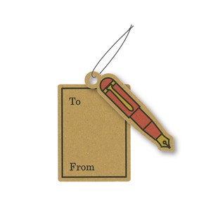 charm Charm Card Stationery Fountain Pen