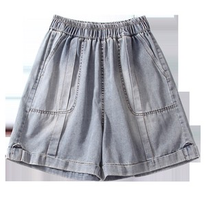 Tencel Denim Shorts