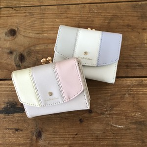 Pastel Color Scheme Bijou Coin Purse Wallet