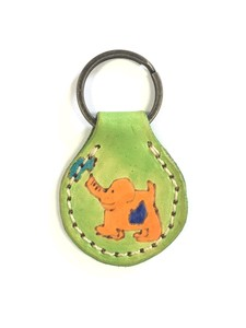 Key Ring Animal Living Things Handmade Hand Maid 3mm Key Ring