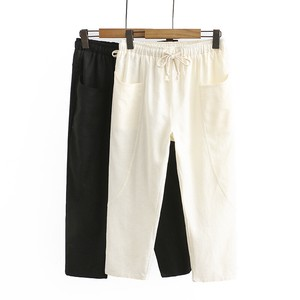 Ladies Cotton Ring Pants