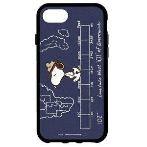 Peanuts for iPhone7 Case Big Snoopy SNOOPY