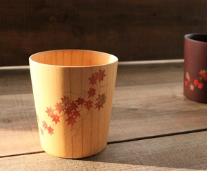 Feel Cup and Makie Cup Autumn Colors Natural