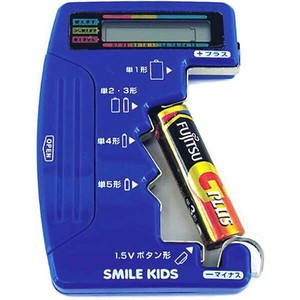 ASAHI DENKIKASEI Digital Battery Checker