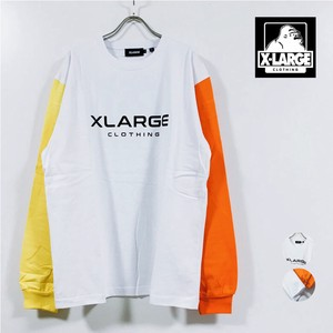 extra COLOR Long Sleeve T-shirt Men's