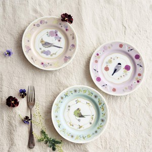 Small Birds Made Table Small Birds Plate