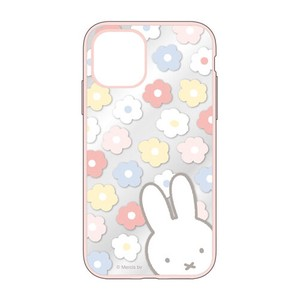 Miffy Clear iPhone Case Flower