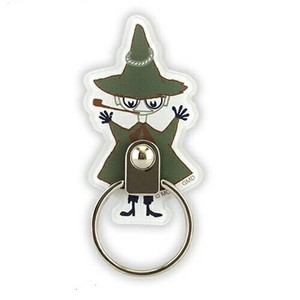 The Moomins Die Cut Multi Ring Snufkin Moomin