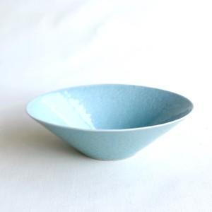 楕円中鉢【空色】