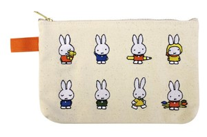 Miffy Flat Pouch Miffy