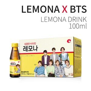 【送料無料】BTS X ビタミンC DRINK 100ml
