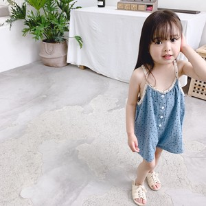Girl Suspender Suits Kids Children's Clothing