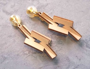 White Birch Accessory Earring Closs Little
