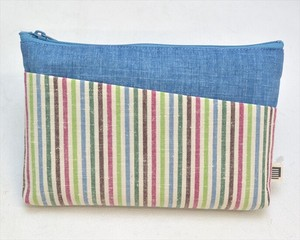 Diagonally Pocket Pouch Number 3