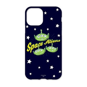 Disney Character iPhone soft Case Alien
