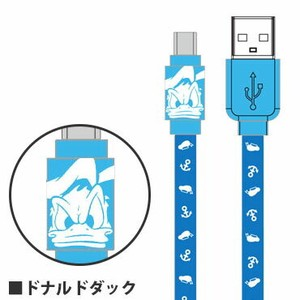 Disney Character USB Type Cable Donald Duck